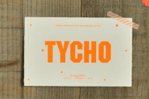 Geboortekaartje-Oud-Holland-sterretjes-fluor-Tycho