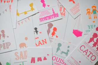 geboortekaartjes op karton, speciale-geboortekaartjes.nl